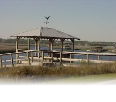 "Pawley's Island SC ~ The low country at its best. Hammocks, plantations & crabbing. ""South Carolina low country. Oh, the sound in my heart will always be."""