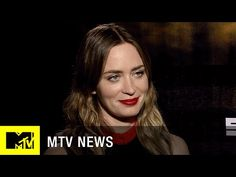 MTV: Emily Blunt Clears Up 'Captain Marvel' & 'Edge of Tomorrow' Sequel Rumors | MTV News
