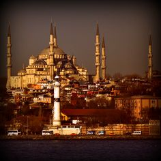 Blue Mosque  been once but need to go back.  so beautiful
