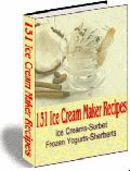Homemade Ice Cream has not lost any of its good, old-fashioned appeal. In this ebook, there is a delicious homemade ice cream recipe to meet every need: regular, low calorie, sugar free and non-dairy, Anyone can make a homemade ice cream to suit their need. $1