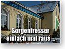 Sorgenpause - einfach mal raus || Spreewälder Landgasthof und Hotel Zum Stern Werben