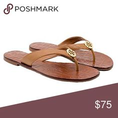 7d8b66941df Shop Women s Tory Burch Tan Brown size Sandals at a discounted price at  Poshmark.