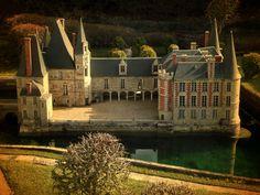 Un château d'O - Elancourt, Ile-de-France