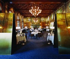 Restaurant Operakällaren. - Crédit : White Guide