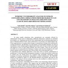 INTERNATIONAL JOURNAL and Technology (IJCIET), ISSN 0976 – 6308 International Journal of Civil Engineering OF CIVIL ENGINEERING AND (Print), ISSN 0976 – 631. http://slidehot.com/resources/intrinsic-vulnerability.58012/