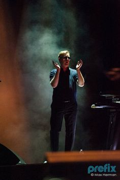 Andy Fletcher of Depeche Mode