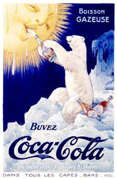 Coca Cola Polar Bear (en francais)