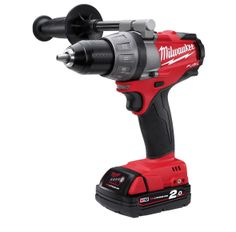Killer gift ideas for the DIYer // Milwaukee Cordless Impact Drill - nooks & cranny