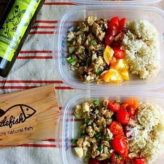 www.sizzlefish.com  It's #mealprep Sunday! Who else is is creating some tasty @sizzlefishfit dishes for the week?! @gaugegirlmealprep used a blend of @sizzlefishfit haddock and sable fish to create these delicious lunches! All were seasoned with @kasandrinos and served with