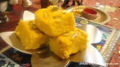 Shital's-Kitchen: Mango Barfi