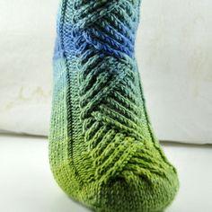 Free Eine Einfache Sneakers Socke Aus 4fach Sockenwolle Mit