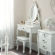 Toulouse Bedroom Furniture Collection Dunelm Mill
