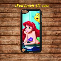 ipod touch 5 case,ipod touch 4 case,ipod touch hard case---Ariel,in plastic by tomes8899, $14.99