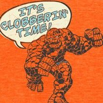 The Thing...It's Clobberin' Time!