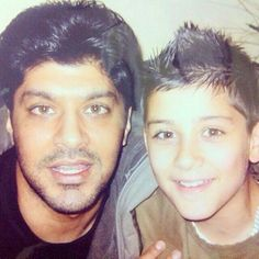 Zayn and his Dad