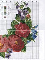 Gallery.ru / Фото #4 - схемы для вышиванок - zhivushaya
