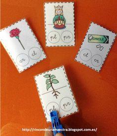 Rincón de una maestra: Las sílabas trabadas o sinfones
