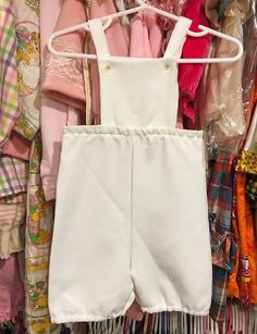 1970ss Baby Overalls 9/12 Months by lishyloo on Etsy