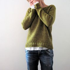Ravelry: Daelyn Pullover pattern by Isabell Kraemer