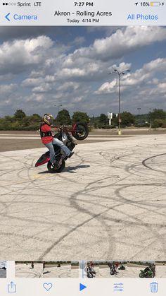 #STUCKINOHIO #Stuntrider #Wheelie