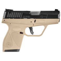 Image for Taurus 709 Slim 9mm Single/Double Action Centerfire Pistol from Academy