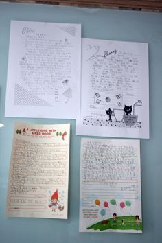 - 학원생들이 결연한 아동들에게 편지를 다 썼지만 한 번에 보내기엔 굿네이버스 프로세스가 복잡하기에 한 달에 두 명 학생씩 굿샵으로 결연된 두명의 아이에게 편지를 보내고 있습니다! 아이들이 답장이 언제오냐고 아우성이네요!!