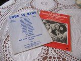 Love is Blue / I would like to Teach the World to Sing - £5 - Listed by Sell it socially     GLDI9097    has been published on Sell it Socially
