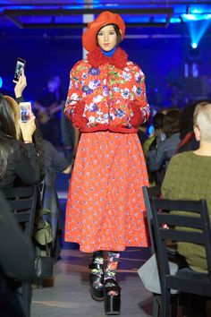 See the complete Kenzo - La Collection Memento Fall 2017 Ready-to-Wear collection.