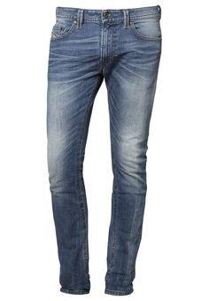 Diesel THAVAR - Slim fit jeans - blå - Zalando.no