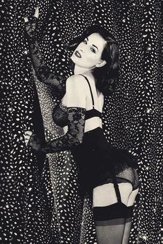 Dita Von Teese | More Dita lusciousness at http://mylusciouslife.com/dita-von-teese-quotes/