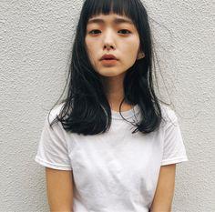 黒髪パッツンボブなら今っぽさ抜群♪ 磯田 基徳