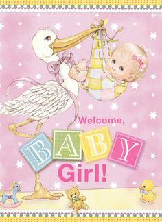Ruth Morehead - Welcome baby girl
