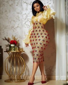 Best African Dresses, Latest African Fashion Dresses, African Print Dresses, African Print Fashion, African Wear, Fashion Prints, African Style, African Outfits, Ankara Fashion