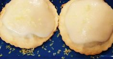 Heidi's iced apple shortcakes