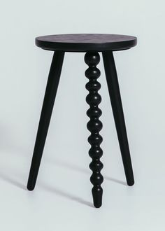 black ash perfectly imperfect stool by the Galvin brothers Patina Metal, Mad About The House, Do It Yourself Furniture, Wood Stool, Perfectly Imperfect, Solid Oak, Im Not Perfect, Furniture Design, Traditional