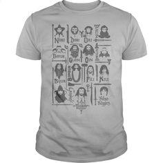 Hobbit – The Company T Shirt, Hoodie, Sweatshirts - shirt outfit #fashion #T-Shirts