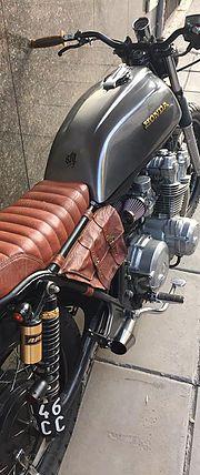#39 Honda CB750K ´78