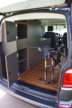 The 414 Best Van Conversion Images On Pinterest Caravan Van And