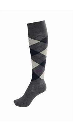 Pikeur riding socks Plaid short