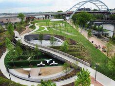 Cumberland Park—one of Nashville's Best Parks - NashvilleLifestyles.com