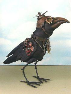 "*NEW* /""WANDA/'S WITCH CART/"" FOLK ART PDF CLASS TUTORIAL ON CD BY SUSAN BARMORE"