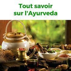 Je vous présente la médecine ayurvédique, la médecine traditionnelle indienne vieille de plus de 8000 ans et tellement bénéfique pour nous au quotidien...