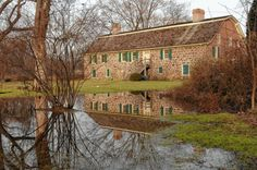The Steuben House is reflected in standing water at New Bridge Landing in River Edge.  RP for you by http://fadi-iskander-dchhondaofnanuet.socdlr2.us/