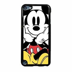 Disney Cute Mickey Mouse House Of Mouse Protective Ipod Touch 5 Case
