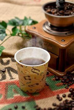 ホットコーヒーはいかがですか???