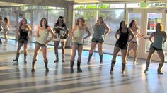 "Hot New Line Dance Alert!  Try ""Dust"" with the Boot Boogie Babes!"
