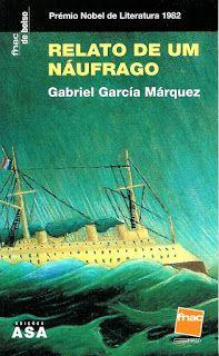 habeolib : GABRIEL GARCÍA MÁRQUEZ - RELATO DE UM NÁUFRAGO