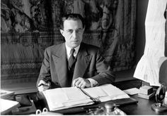 Jacques Jaujard (1895-1967) L'uomo che salvò il Louvre.