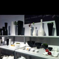 More interesting modern vases