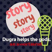 THE STORY REALM: Durga, the goddess who saved the gods -atozchallenge
